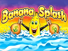 Banana Splash слот с бонусами