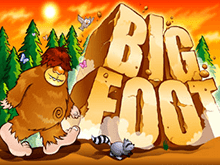 Слот Bigfoot в Вулкане на деньги