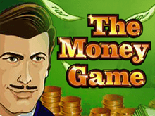 Слот The Money Game с бонусом